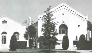 First Temple Beth Israel  Second and Culver Sts. Phoenix, Arizona