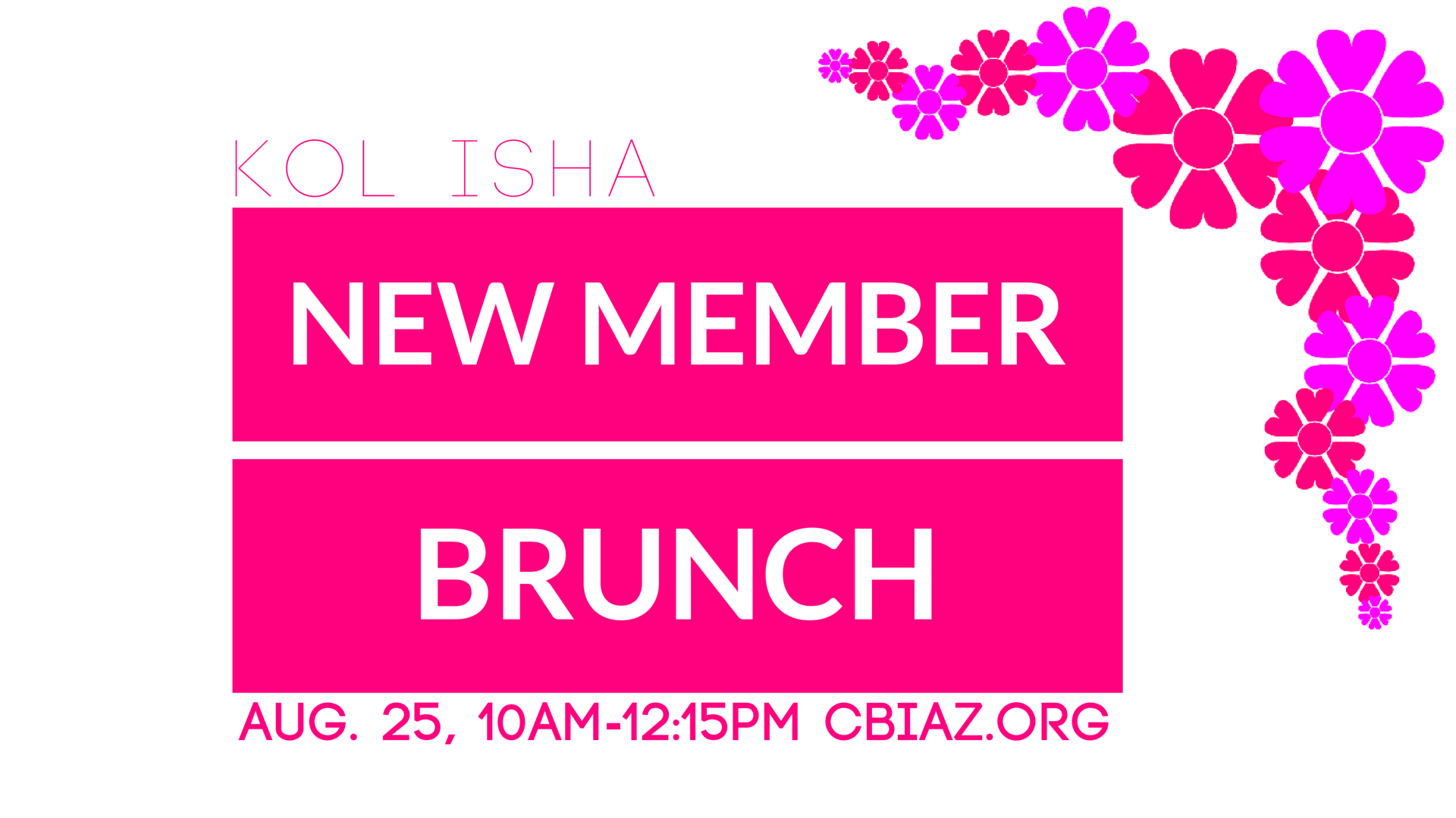 Women's Social Group: Kol Isha