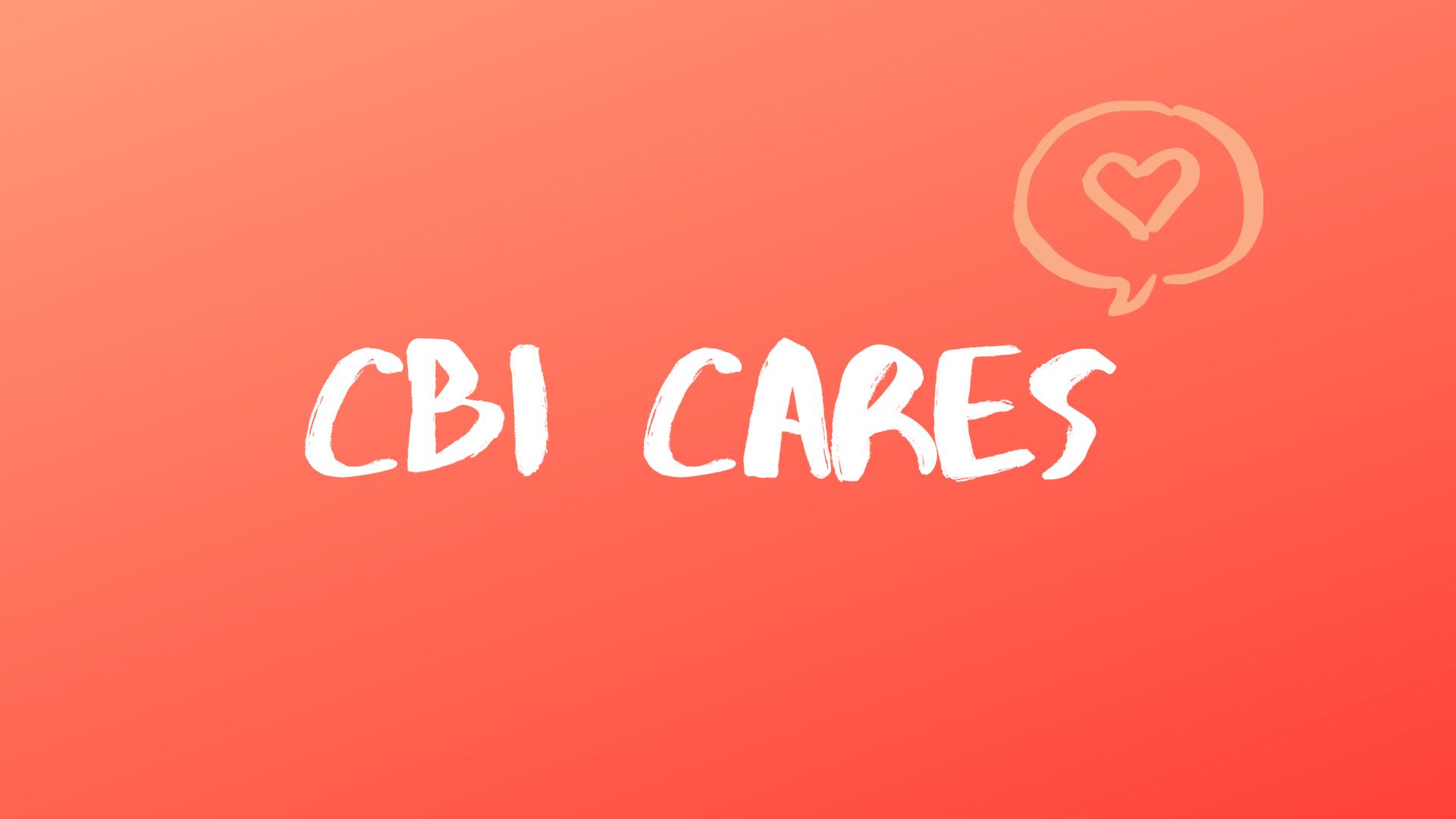 CBI Cares